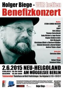 Holger Biege - WIR helfen