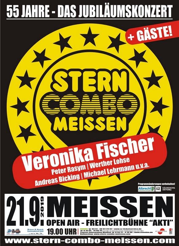 STERN-COMBO MEISSEN - DAS JUBILÄUMSKONZERT